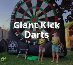 Giant Kick Darts